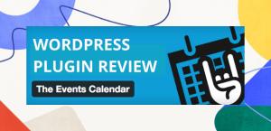The Events Calendar WordPress plugin