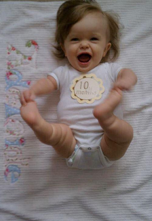 Addie 10 months