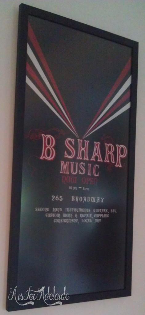 bsharp poster