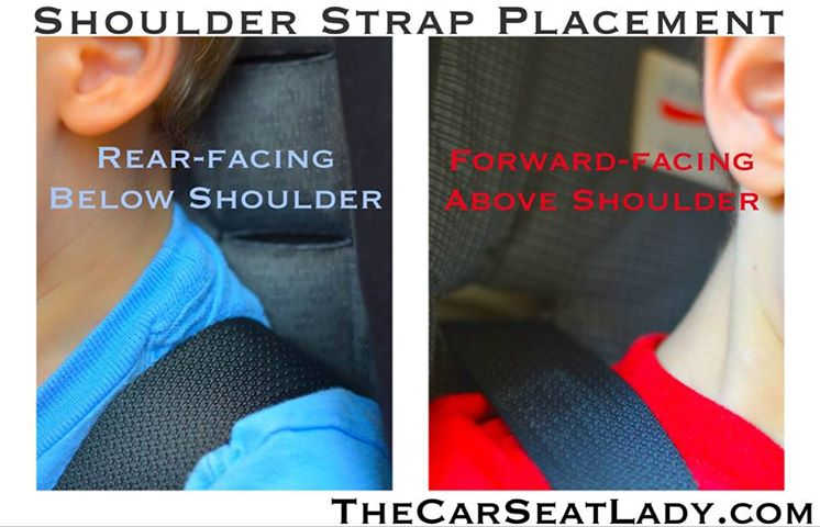 This is NOT my own image and is meant to educate only. From Carseatlady.com