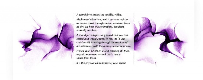 Born of Sound #shop #soundform A is For Adelaide