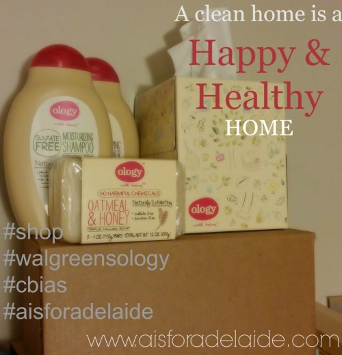 A clean home is a happy home with #walgreensology and #cbias. #Shop #aisforadelaide Detox Your Life