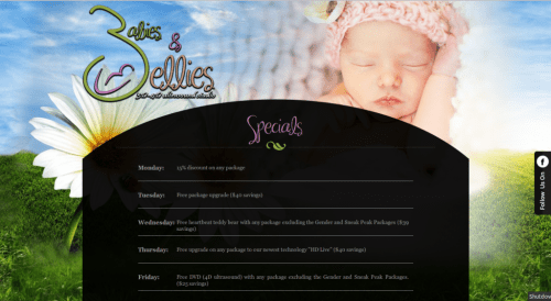 From the website for Babies&Bellies: www.advanced3dinri.com