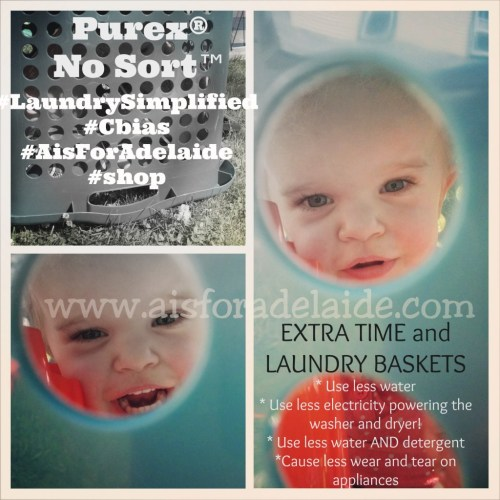 #LaundrySimplified #Cbias #aisforadelaide #shop What will you do with your extra time