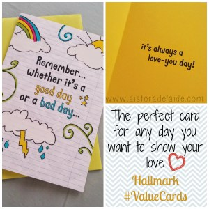Perfect for any day to show your love Hallmark #ValueCards #aisforadelaide #shop #collectiveBias #Cbias #love