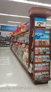Walmart Card Aisle #collectivebias #shop #valucards #cbias #aisforadelaide