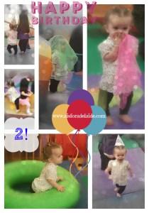 #aisforadelaide Elmo Birthday Gymboree #secondbirthday