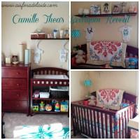 Baby Girl Nursery Reveal!