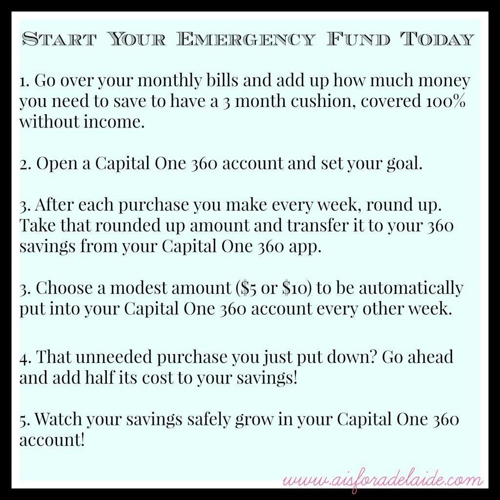 capital one 360 #aisforadelaide