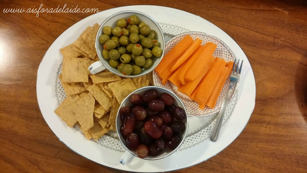 holiday appetizer plate #ad #aisforadelaide #holidayadvantedge #cbias #collectivebias #ad #shop