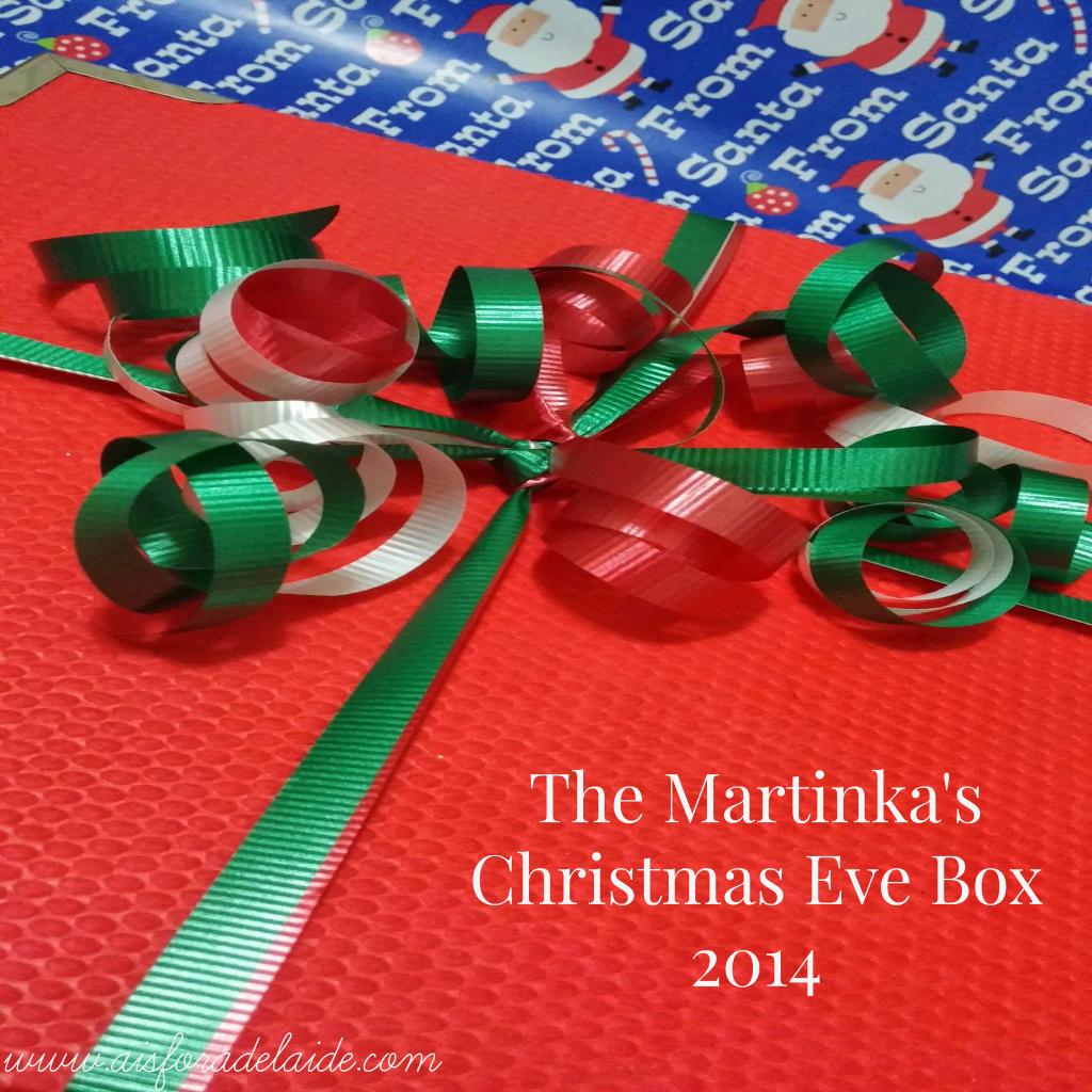 2014 martinkas christmas eve box aisforadelaide blog camillethea