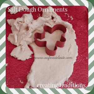salt dough ornaments aisforadelaide Christmas Christmas2014