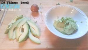#52WeeksA4A Blog Challenge {food}!