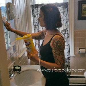 Get #BacktoClean for back to school with @Target and @Clorox #ad #CollectiveBias