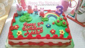 Peppa Pig 3rd Birthday Party!