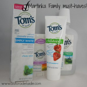 End biting during breastfeeding and give #NaturalGoodness to your babes! #firstbirthday @TomsofMaine @Walmart #cbias #ad