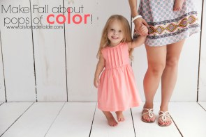 #52WeeksA4A Blog Challenge: color #fallcolors #beauty