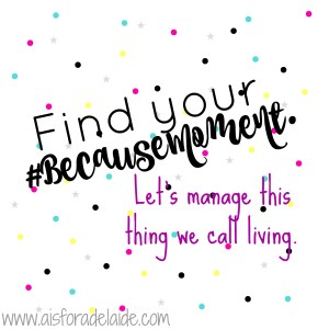 Find your #BecauseMoment and take back your wellness. #IC #ad