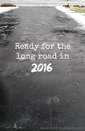 I'm ready for 2016. #52WeeksA4A ~ Reflections