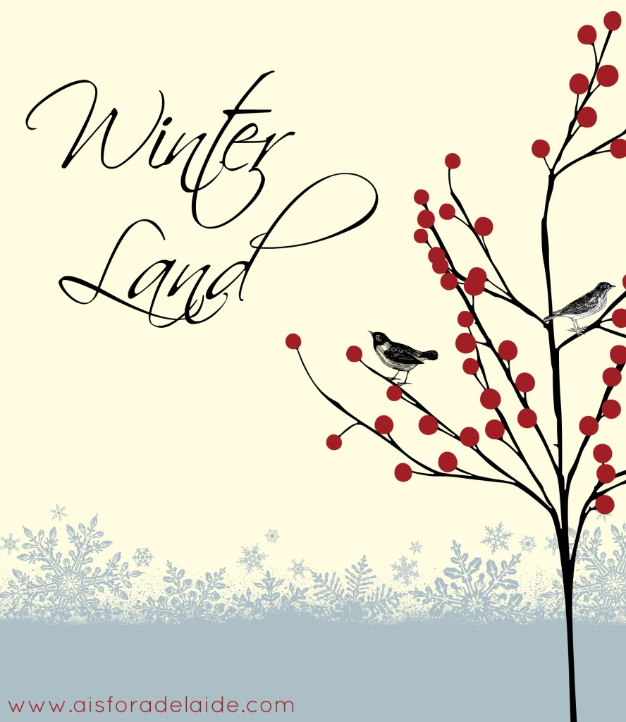 A poem to describe Winter. #52WeeksA4A blog challenge