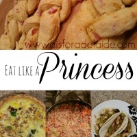 Eat Like a Princess