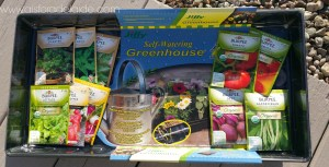 Starting new Easter traditions + growing a garden!