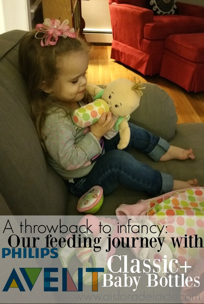 A feeding journey + #giveaway: #LoveIsInTheDetails [ad]