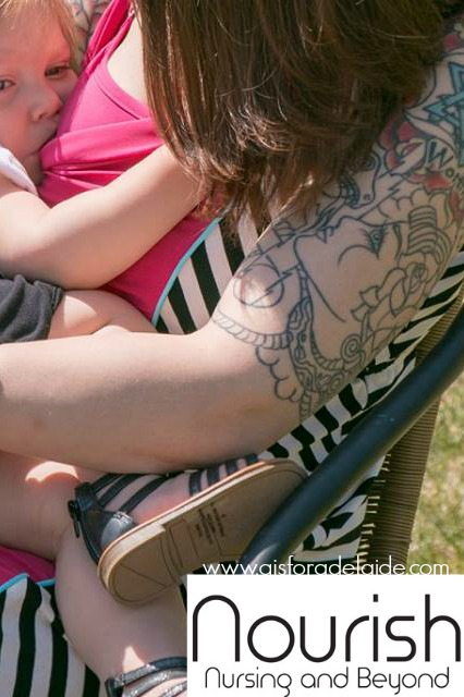 Breastfeeding Fashion: 101. We've got you covered!