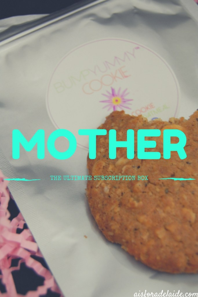 Mother: the ultimate subscriptionbox w/ #giveaway