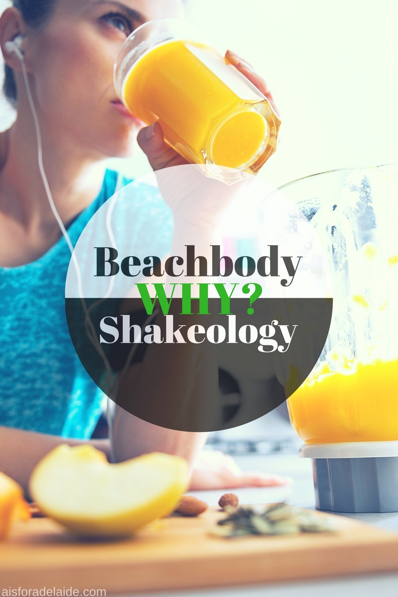 Beachbody + Shakeology: I'm sick of it.