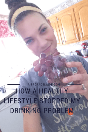 How a healthy lifestyle stopped my drinking problem