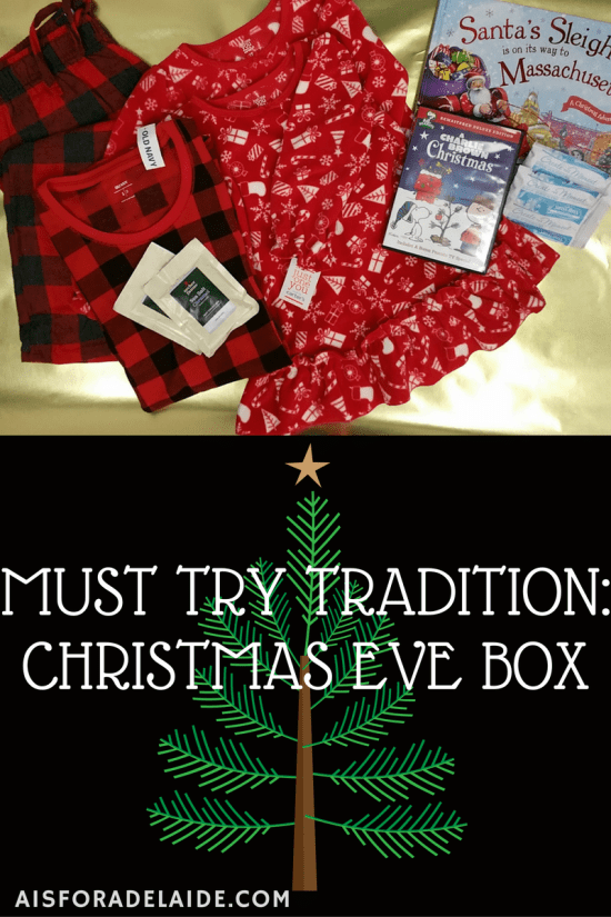 Must-Try Holiday Tradition: Christmas Eve Box