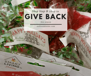 Shop Stop & Shop to give back this holiday season! #sponsored