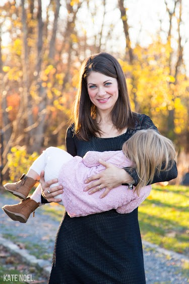 The perfect LBD for breastfeeding mothers and beyond.