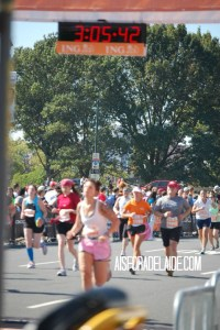 Philadelphia Rock n Roll half Marathon 2010 finisher