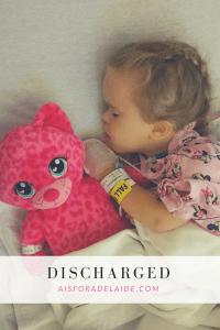 Hospital Discharge Anniversary