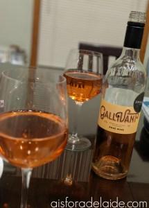 2018 Gallivant Rosé