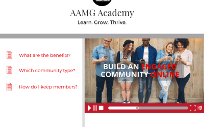 Build an Engaged Online Community