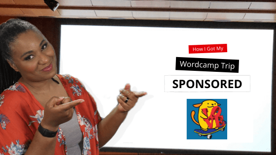 How I got my trip as a WordCamp Speaker Sponsored