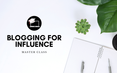 Blogging for Influence