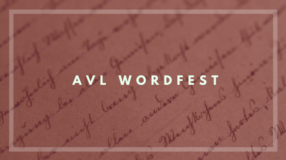 AVL Wordfest: A call for workshop proposals