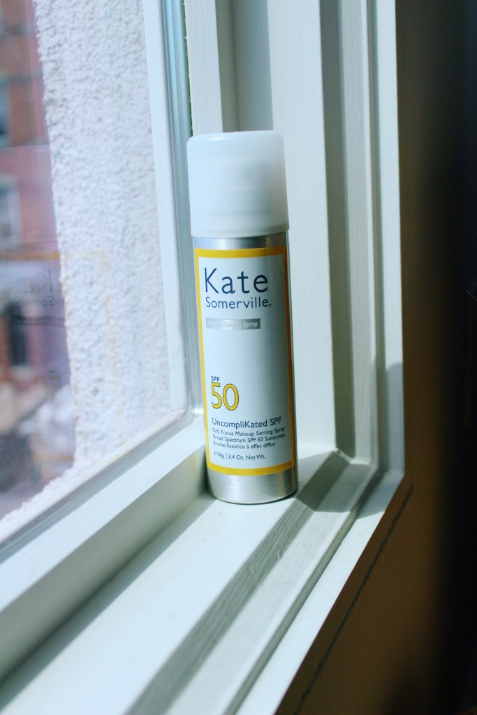 Kate Somerville Uncomplikated SPF Makeup Setting Spray