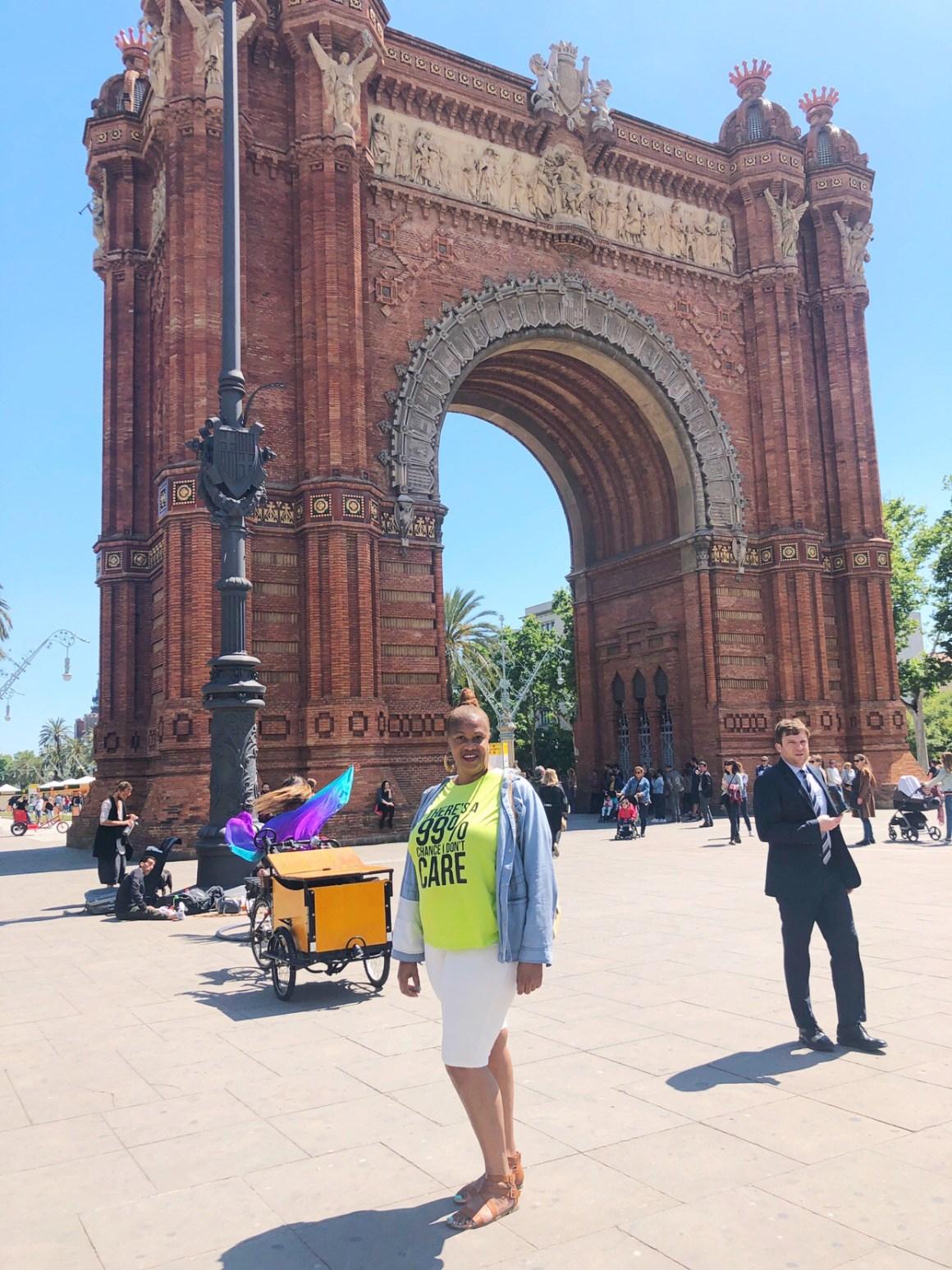 Aisha Beau, Barcelona
