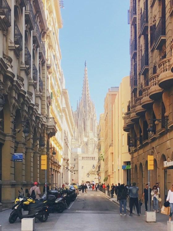 Aisha Beau Barcelona