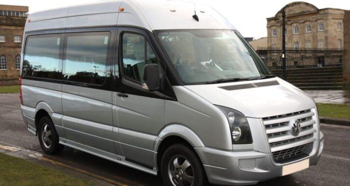 Milton Keynes minibus hire