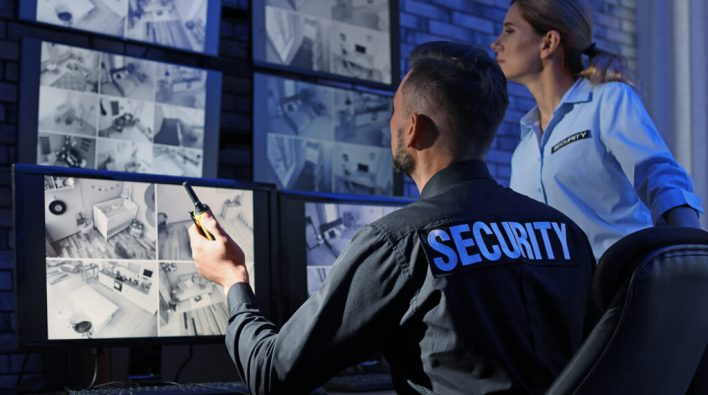 Off Duty Security services