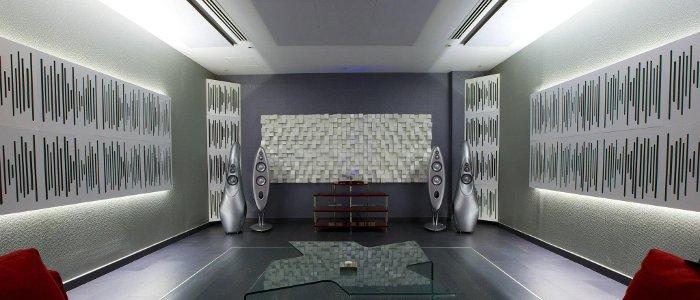 Difusores en sala Hifi