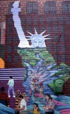 Community Mural Project, Allston, MA