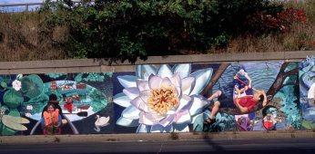 Community Mural Project, Lexington MA