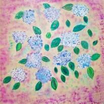 Quatre Fleurs: Hydrangeas